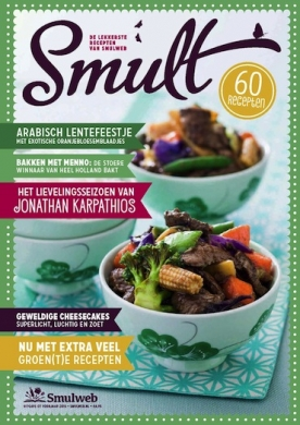 Smult 7, iOS & Android  magazine