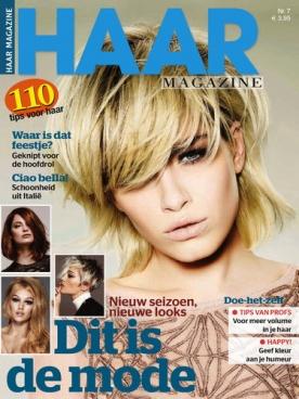 Haar Magazine 7, iOS & Android  magazine