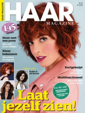 Haar Magazine 8, iOS, Android & Windows 10 magazine