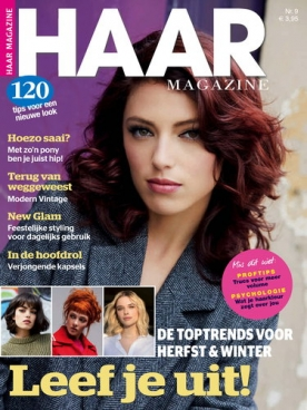 Haar Magazine 9, iOS & Android  magazine