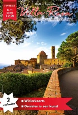 Villa Rosa 11, ePub magazine