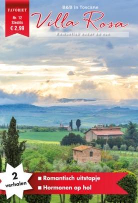 Villa Rosa 12, ePub magazine