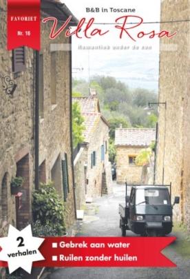 Villa Rosa 16, ePub magazine