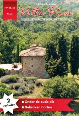 Villa Rosa 23, ePub magazine