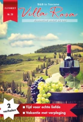 Villa Rosa 29, ePub magazine
