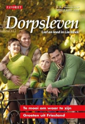 Dorpsleven 89, ePub & Android  magazine