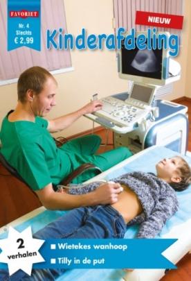 Kinderafdeling 4, ePub magazine