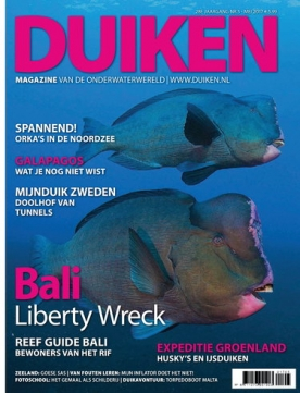 Duiken 5, iOS & Android  magazine