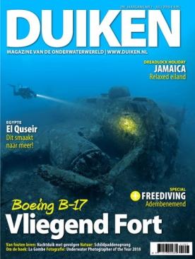 Duiken 7, iOS, Android & Windows 10 magazine
