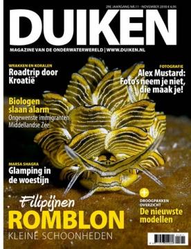 Duiken 11, iOS & Android  magazine