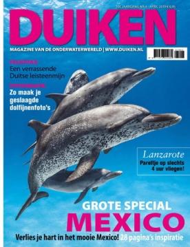 Duiken 4, iOS & Android  magazine
