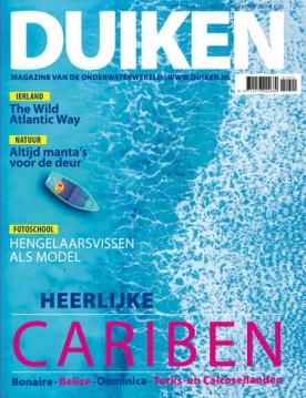 Duiken 12, iOS & Android  magazine