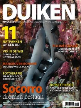 Duiken 9, iOS & Android  magazine