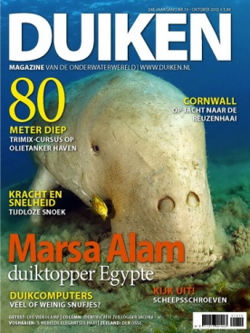 Duiken 10, iOS & Android  magazine