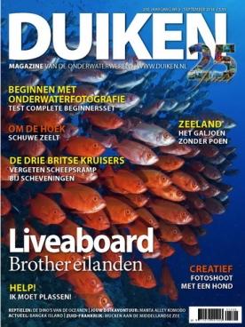 Duiken 9, iOS, Android & Windows 10 magazine