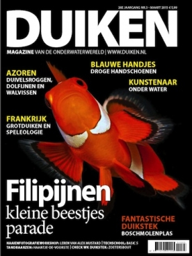 Duiken 3, iOS & Android  magazine