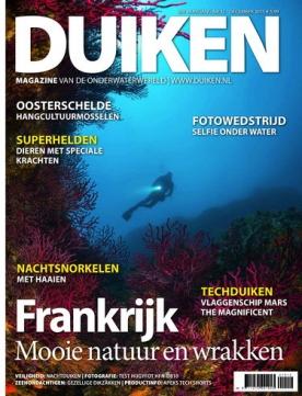 Duiken 12, iOS & Android  magazine