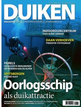 Duiken 10, iOS & Android  magazine