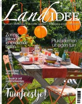 LandIdee 3, iOS & Android  magazine