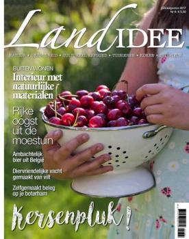 LandIdee 4, iOS & Android  magazine