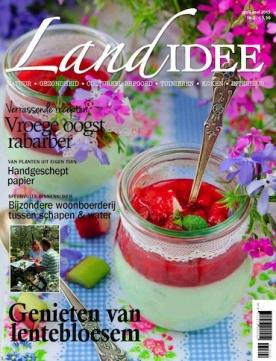 LandIdee 2, iOS & Android  magazine
