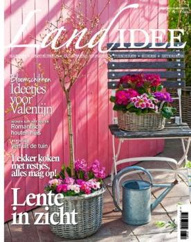 LandIdee 1, iOS & Android  magazine