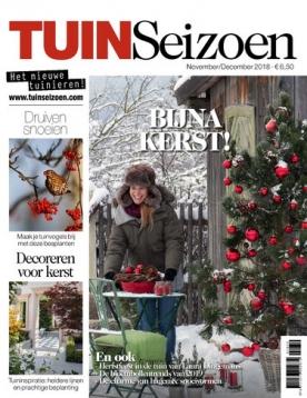 Tuinseizoen 10, iOS & Android  magazine