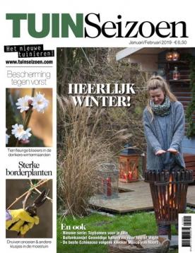 Tuinseizoen 1, iOS & Android  magazine