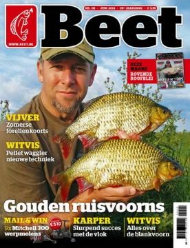 Beet 6, iOS & Android  magazine