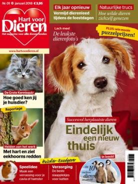 Hart voor Dieren 1, iOS & Android  magazine