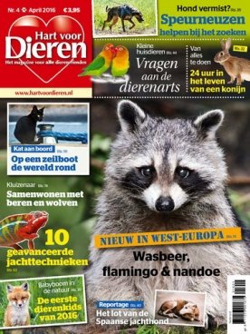 Hart voor Dieren 4, iOS & Android  magazine