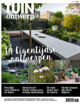 Tuinontwerp BE 1, iOS & Android  magazine