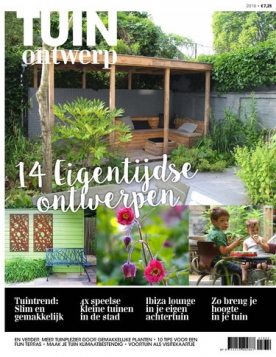 Tuinontwerp BE 1, iOS & Android  magazine
