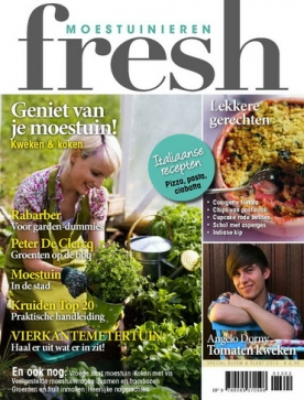 Fresh BE 2, iOS & Android  magazine