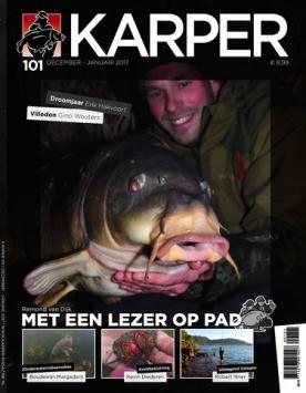 Karper 101, iOS & Android  magazine