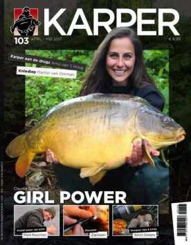 Karper 103, iOS & Android  magazine