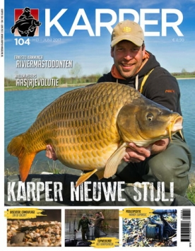 Karper 104, iOS & Android  magazine