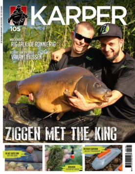 Karper 105, iOS & Android  magazine