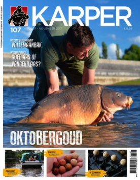 Karper 107, iOS & Android  magazine