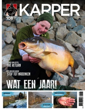 Karper 108, iOS & Android  magazine