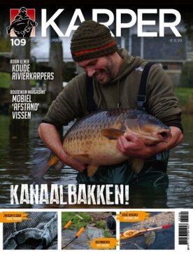 Karper 109, iOS & Android  magazine