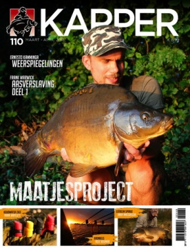 Karper 110, iOS & Android  magazine