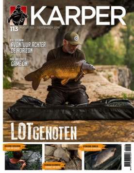 Karper 113, iOS, Android & Windows 10 magazine