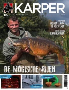 Karper 115, iOS & Android  magazine