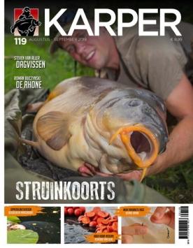 Karper 119, iOS & Android  magazine