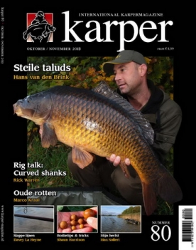 Karper 80, iOS & Android  magazine