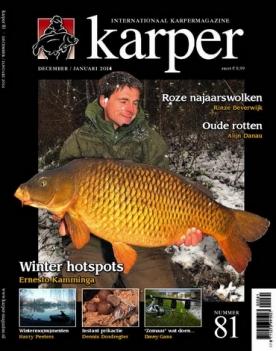 Karper 81, iOS & Android  magazine