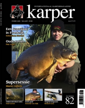 Karper 82, iOS & Android  magazine