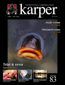 Karper 83, iOS & Android  magazine