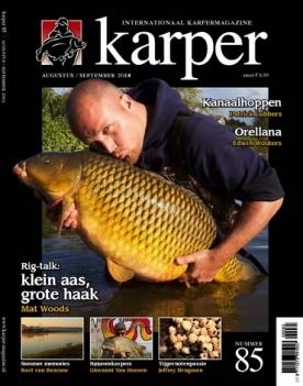 Karper 85, iOS & Android  magazine